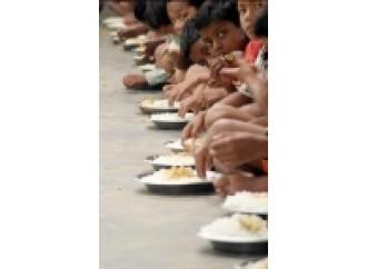 Diminuiscono i poveri. Ma è solo apparenza