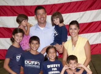 Il repubblicano che si dimette per dedicarsi alla figlia malata