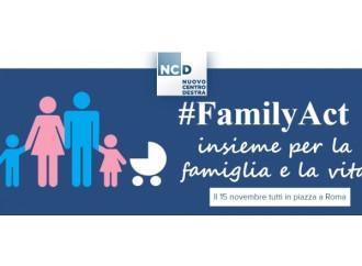 Family Act, le associazioni che ci stanno