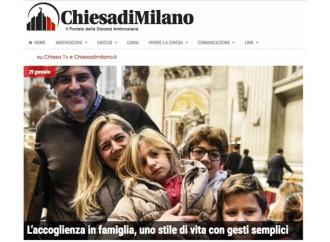 """Milano e la  Chiesa dei  """"diversamente"""" cristiani"""