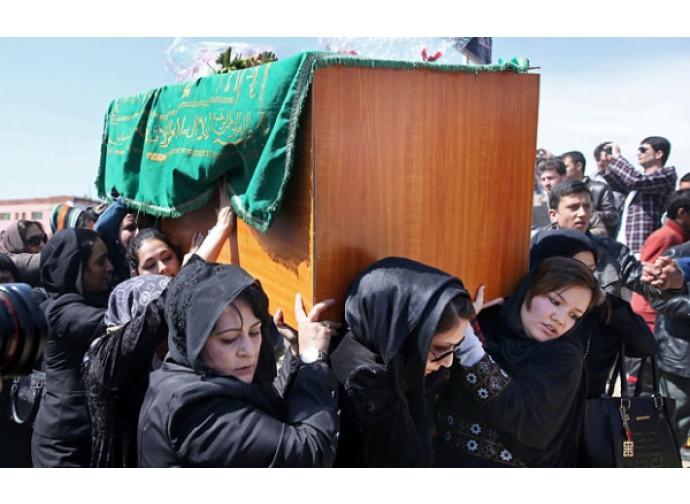 Funerale di Farkhunda
