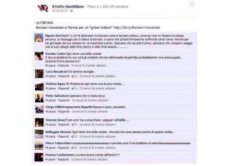 Odio contro Bersani. Chi semina vento?