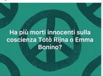 Mafia e aborto, chi offende le donne