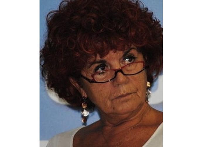 La senatrice Valeria Fedeli