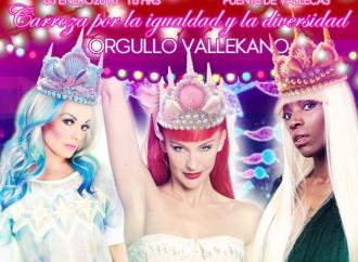 Madrid, carro LGBT alla sfilata dei Re Magi