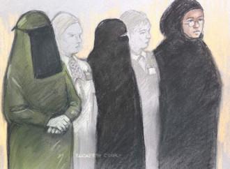 L'altra metà dell'Isis, le cellule di donne-terroriste