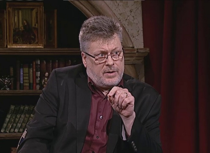 Il professor Edward Feser