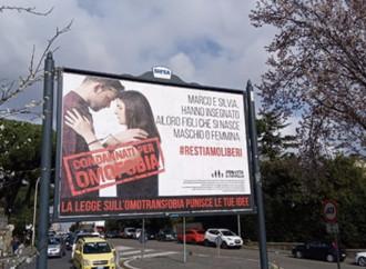 Legge sull'omofobia inutile, dannosa e pericolosa