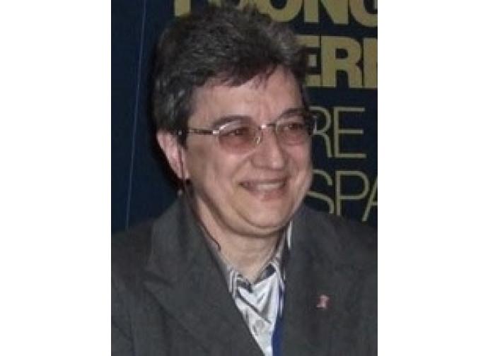La sindonologa Elena Marinewlliu