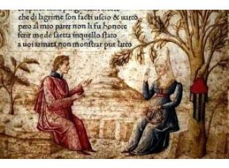 Il ricordo dell'amata Laura nell'incontro a Valchiusa