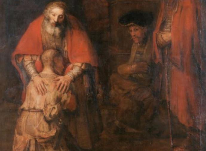 Il Figliol Prodigo, Rembrandt