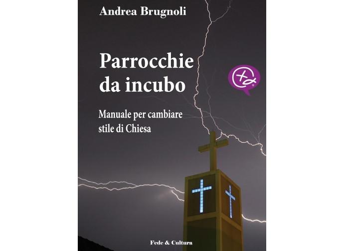 La copertina del libro di don Andrea Brugnoli