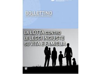 Leggi contro vita e famiglia: istruzioni alla resistenza