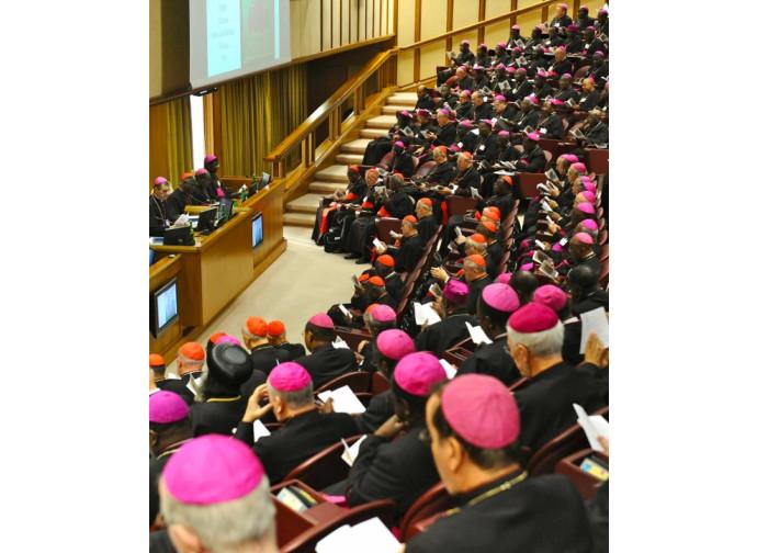 Assemblea dei vescovi italiani