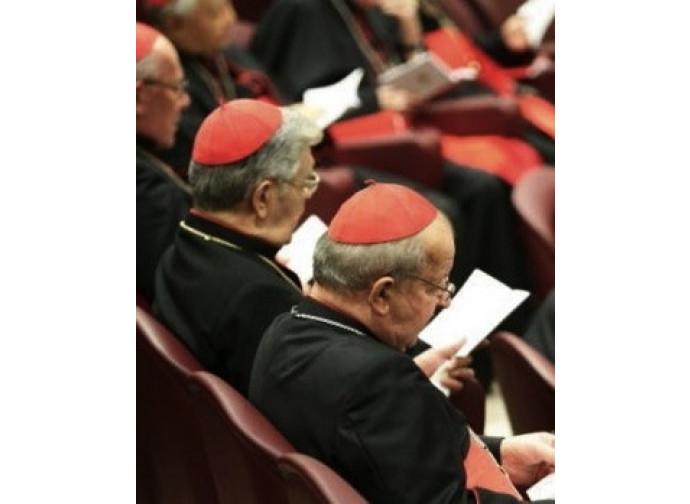 I lavori del Sinodo