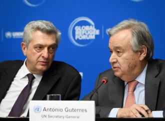 Il Forum globale sui rifugiati accusa gli unici che li aiutano