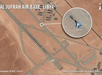 Libia, i caccia russi sono un mistero. Tensioni con gli Usa