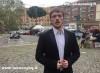 Thomas al suo arrivo in Vaticano (foto La Nuova BQ)