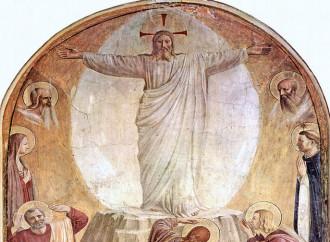 Il Gesù della Trasfigurazione secondo il Beato Angelico