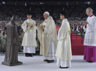 """Il Papa: """"Proteggere ogni vita, anche se non è perfetta"""""""