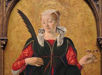 Lucia, la fede che illumina anche i momenti più bui