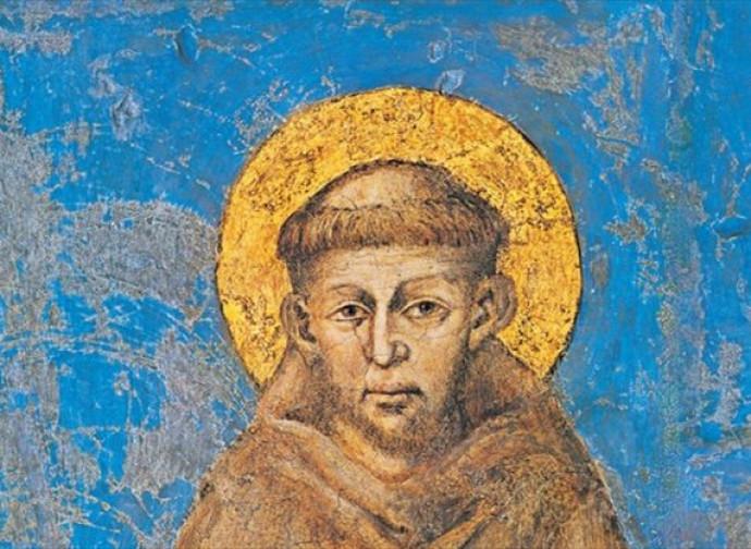 San Francesco (ritratto da Cimabue)