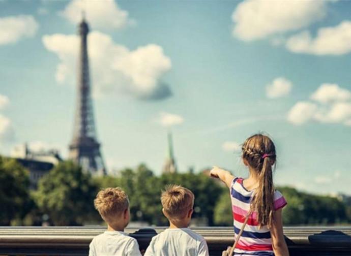 Parigi, bambini