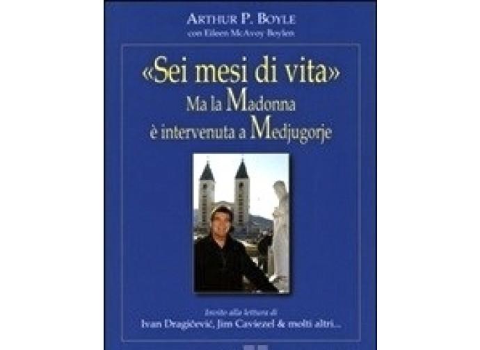 La copertina del libro di Arthur P. Boyle