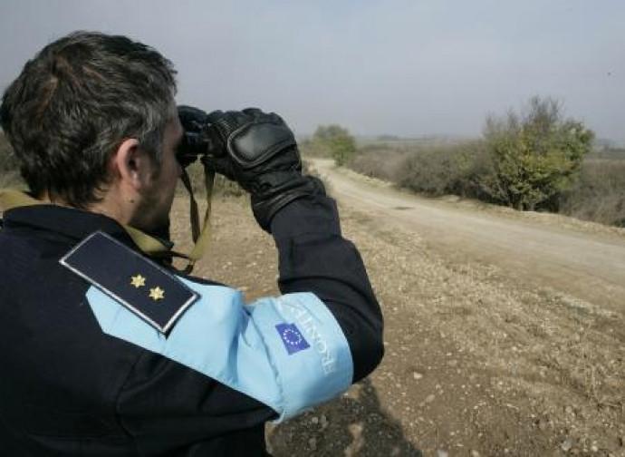 A guardia dei confini europei