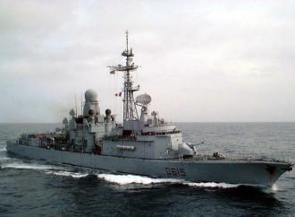 Parte male Irini, la missione navale dell'Ue in Libia