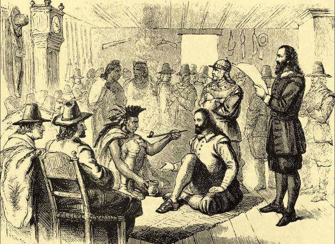 Il fumo nell'America pre-colombiana