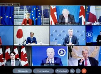 G7 inutile: tutti in ginocchio di fronte ai Talebani