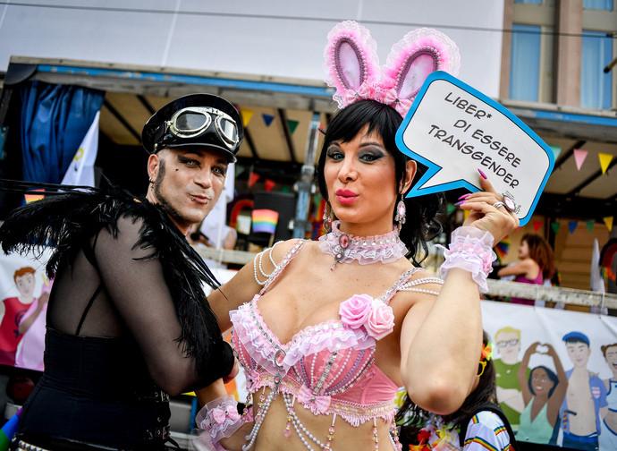 In Emilia Romagna i Gay Pride saranno finanziati con i soldi pubblici