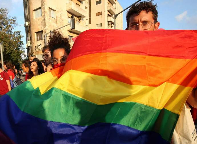 Gay Pride a Gerusalemme