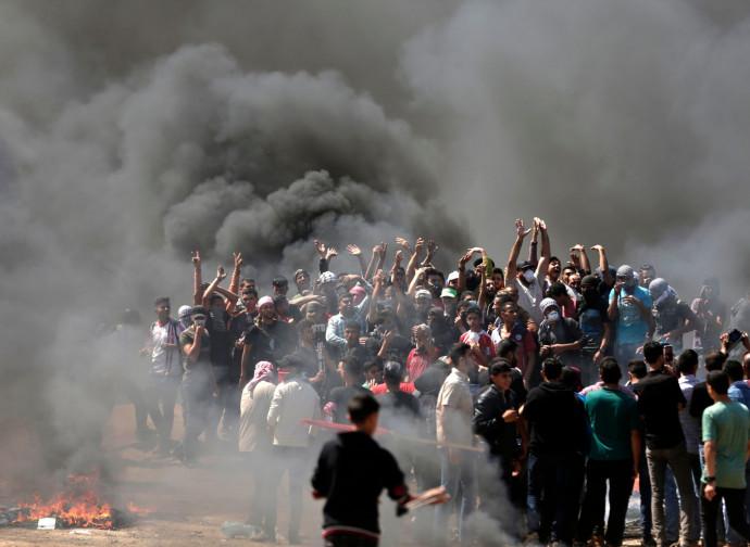I moti di Gaza
