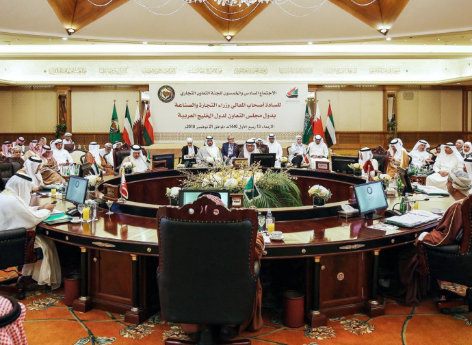 Consiglio Cooperazione del Golfo in sessione