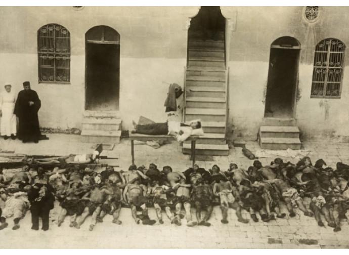 Genocidio armeno, vittime