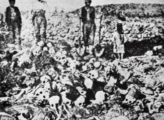Il genocidio armeno, non più solo una canzone