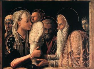 Presentazione di Gesù al tempio, un affare di famiglia