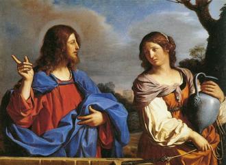 Come la Samaritana, assetati dell'acqua di Gesù