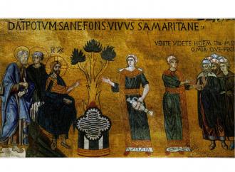 La Samaritana e Gesù, il Messia da andare a vedere
