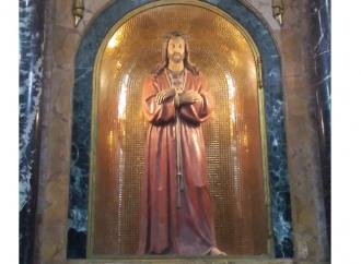 Cristiani perseguitati, la preghiera dei Trinitari