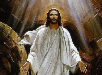 """""""Gesù non sta quieto nel sepolcro, perché è Lui la fonte della nostra gioia»"""