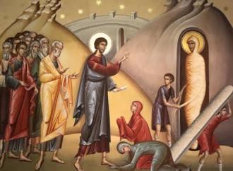 La morte di Lazzaro e la nostra fede provata