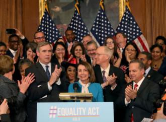 Equality act, una legge che può aprire alla pedofilia