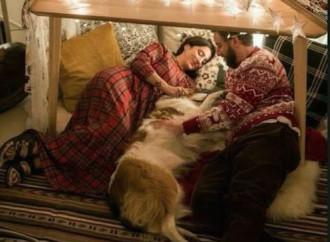 Natale cristiano scimmiottato: è la pubblicità, bellezza