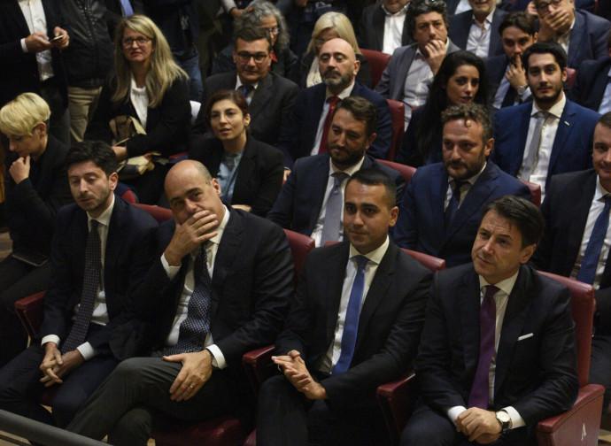 La coalizione di governo sconfitta in Umbria