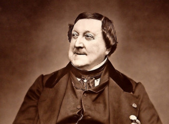 """L'omaggio """"privato"""" a Dio del peccatore Rossini"""