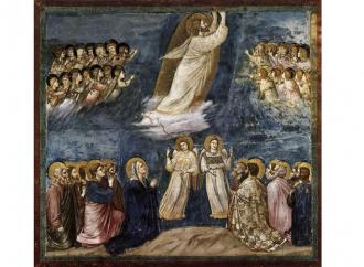L'Ascensione di Gesù, Colui che ci prepara un posto