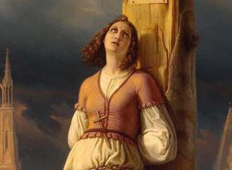 L'arte e la passione di Giovanna d'Arco